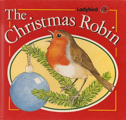 Christmas Robin cover