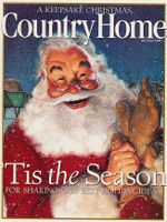 Country home cover 1999