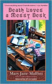 Messy desk cover