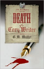 Death cozy writer