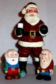 Santa-Elves