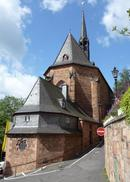 Marburg church